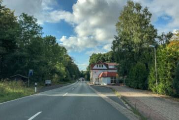Achtung, Baustellen: Vollsperrung der L442 in Richtung Obernkirchen / Bauarbeiten auf B83 bei Bückeburg