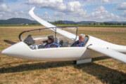 Reinhard Schramme ist zweitschnellster Segelflieger Deutschlands