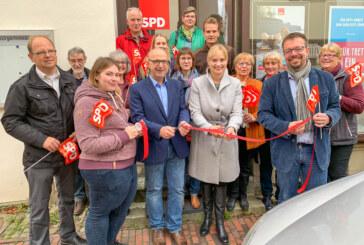 SPD Rinteln eröffnet neues Bürgerbüro