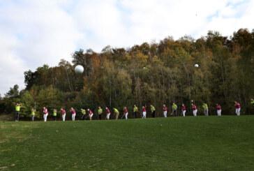 Saisonabschluss der Mannschaftsspieler des Golfclub Schaumburg