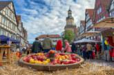 Rintelner Apfelmarkt 2018: Sonnenschein, Äpfel und noch vieles mehr