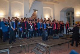 Lakes Gospel Choir und Rintelner Chöre bauen Brücken aus Musik gegen den Brexit