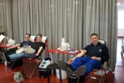 Stüken-Mitarbeiter spenden Blut
