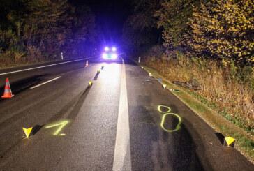 14-Jähriger bei Unfall schwer verletzt: Polizei sucht flüchtigen Autofahrer