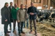 Landwirtschaft mit Zukunft: Maik Beermann zu Besuch in Krankenhagen