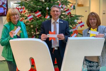 Volksbank und Silvesterinitiative erfüllen Kinderwünsche zu Weihnachten