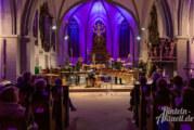 Schlagkräftig: Elbtonal Percussion bieten Konzertbesuchern beeindruckende Show