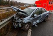 A2: Schwerer Unfall zwischen Veltheim und Bad Eilsen / 3 Verletzte
