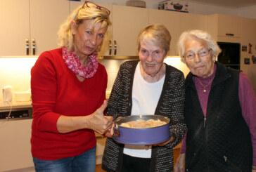 Starthilfe für Demenz-Wohngruppen