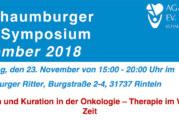 Schaumburger NEN Symposium und 4. Arzt-Patientenseminar