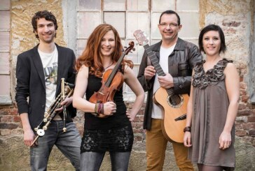 "Celtic Folk-Band ""Cara"" spielt im Wirkhof Strücken"