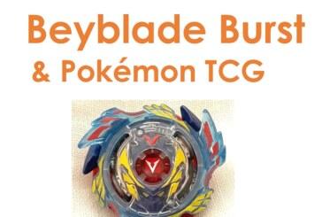 Alles dreht sich: Beyblade und Pokémon-Turnier im Familienzentrum Rinteln