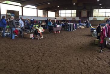 Reithallenflohmarkt in Hohenrode