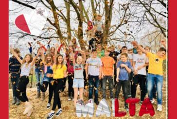 """""""Das fliegende Klassenzimmer"""": Schüler des Gymnasiums sammeln Likes für Sprachreise nach Malta"""