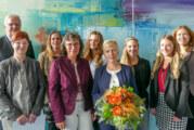 Volksbank in Schaumburg gratuliert Mitarbeitern zum Jubiläum
