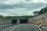 Weserauentunnel in Richtung Porta gesperrt