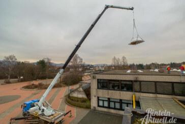 Am Gymnasium entsteht eine Sternwarte