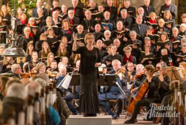 Singen in den Chören an St. Nikolai