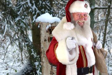 Der Weihnachtsmann kommt nach Rinteln