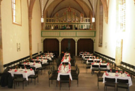 Adventsfeiern in der Jakobi-Kirche