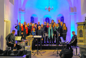 """""""Credo"""": Musikalischer Gottesdienst mit Projektchor in Krankenhagen"""