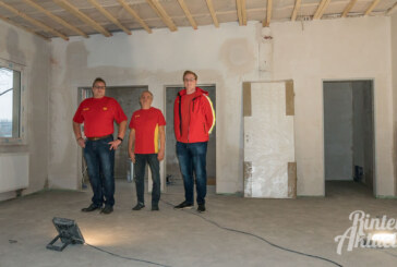 Mehr Platz für DLRG Ortsgruppe Rinteln