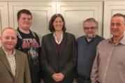 Stephanie Ballhorn ist neue Vorsitzende der FDP Rinteln