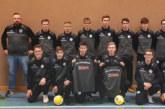 Neue Trainingsanzüge für B-Junioren der JSG Süd-Weser