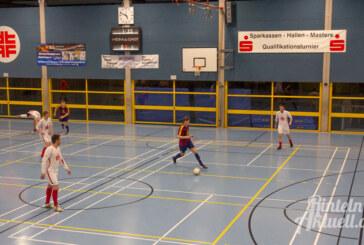 12. Küchencentrum Holtmann Cup 2020 des SC Rinteln in der Kreissporthalle