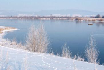 Winterliche Auenlandschaft: NABU lädt zur Wanderung in Hohenrode ein