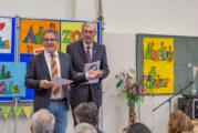 Grundschule Süd: Schulleiter Manfred Asche in den Ruhestand verabschiedet