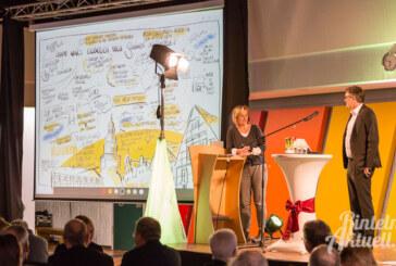 Visionen und ein Blick zurück beim Neujahrsempfang der Stadt Rinteln