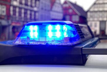 Mercedes vor Altenheim zerkratzt