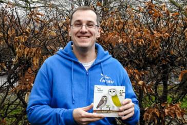 Schleiereulenfreunde werden mit Plakette belohnt