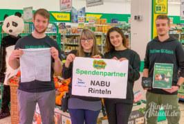 """""""Mit Liebe für die Umwelt"""": Marktkauf-Azubis präsentieren diesjährige U21-Aktion"""