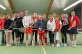 Moonlight Tennis bei Rot-Weiß: Jung und Alt in bester Spiellaune