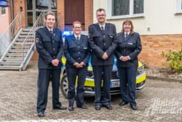 Neuer Kripo-Leiter bei der Polizei Rinteln