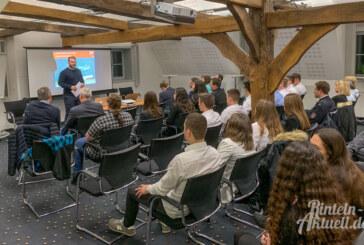 Smarte Schlösser und clevere Kleidung: Schüler starten mit kreativen Ideen im Deutschen Gründerpreis