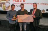 Gymnasium Ernestinum gewinnt erneut Filmwettbewerb: 1.500 Euro für Abschlussfeier