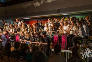 Dänische Bigband Pianoforte zu Gast im Gymnasium Ernestinum