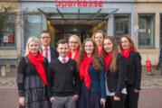 Ausbildungs-Abschluss bei Sparkasse Schaumburg