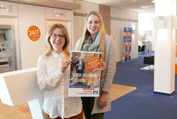 Volksbank in Schaumburg sucht die besten Jung-Börsianer