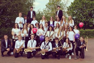 Jazz & Rock 2019: Jahreskonzert der Ernestinum Bigband und Ernie's Hausband