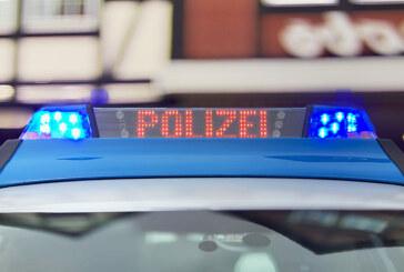 Polizeibericht: Unfall in Westendorf, Einbruch, Geschwindigkeitsmessung in Ostertorstraße