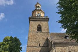 Passionsandacht im Kirchturm