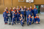 Jugendfeuerwehr Krankenhagen-Volksen verteidigt den Titel