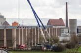 Unfall im Hochregallager: Höhenrettung Schaumburger Land bei Stüken im Einsatz
