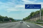 Bauarbeiten: A2-Anschlussstellen Bad Eilsen West, Wunstorf-Luthe und Rehren gesperrt