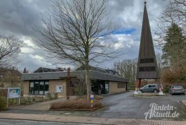 Am Sonntag: Gottesdienste im Johannis-Kirchzentrum und in Todenmann