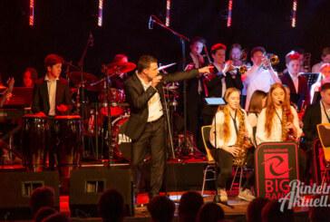 Ernestinum Bigband und Ernies Hausband: Rückkehr und gemeinsamer Konzertabend